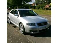 BREAKING Audi A3 Sline Silver LY7W DSG AUTO Spares Repair for sale  Maidenhead, Berkshire