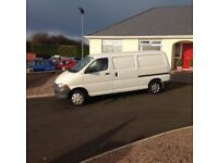 WANTED Toyota Hiace any condition or year please call me on 07850375845 anytime