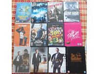 DVD BUNDLE! 14 DVDS FOR £5 INCLUDING DANIEL CRAIG BOND TRILOGY + GODFATHER TRILOGY!