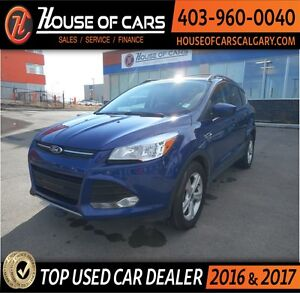 2015 Ford Escape www.houseofcarscalgary.com