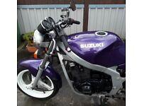 Suzuki GS400E 39BHP