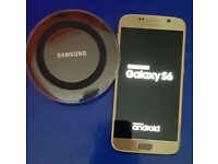 Samsung Galaxy S6 Platinum Gold (32GB)