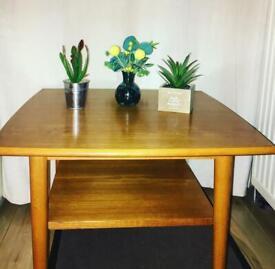 G plan vintage /retro coffee/side table