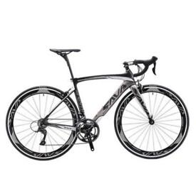 Sava 18 Speed Road Bike T700 Carbon Fiber Frame Racing Bicycle SHIMANO 5800 £555.00 O.N.O
