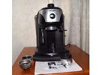 Delonghi ECC221.B - Espresso Coffee Machine