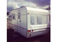 Lovely 2 berth caravan ABBEY GTS for sale
