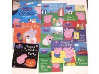 "10 books ""Peppa Pig"""