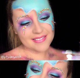 Halloween Make-Up Artist