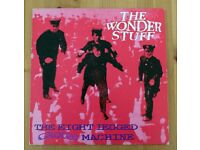 The Wonder Stuff ‎– The Eight Legged Groove Machine £5.50