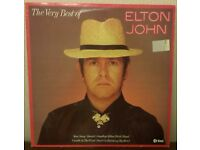 Elton John The Very Best Of Elton John UK vinyl LP album (LP record)