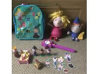 Ben and Holly's Little Kingdom toys bundle