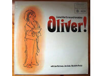 Vintage Lionel Bart's 'Oliver!' stereo LP, record, vinyl. 1966. 'Food Glorious Food', etc. £5 ovno