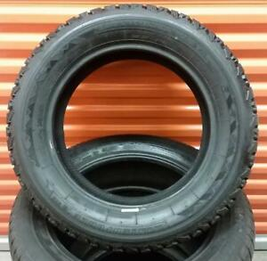 (ZH54) 1 Pneu d'Hiver - 1 Winter Tire 205-60-16 Firestone 12/32