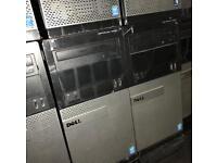 Dell i5 pc desktop gaming 4gb 500gb 1 year guarantee Shop pick up