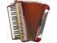 Hohner Arietta IV M - 41 Keys / 120 Bass - 3 Voice LMM , 8.4 KG - Piano Accordion