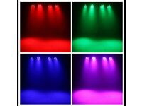Lighting - Uplighters for events and weddings