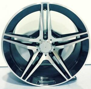 *** MAGS / JANTES EN ALLIAGE TAKE OFF 19 5 X 112 MERCEDES AUDI VOLKSWAGEN (4 DE DISPONIBLES)