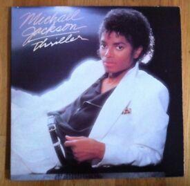 Michael Jackson - Thriller LP