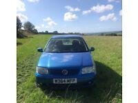 VW polo 1.4 auto