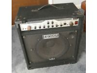 Fender Bassman 150 Watt Amp. The 'Guvnor'!