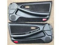 Toyota MR2 SW20 Turbo NA Genuine Recaro Door Cards Revision 1 - 5