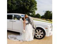 Roll Royce Hire / Limousine Hire / Wedding Car Hire Essex