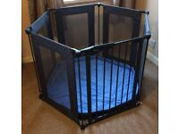 Lindam Safe and Secure Fabric Playpen £30ono