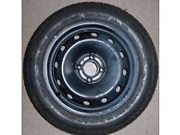 CONTINENTAL RENAULT MEGANE / SCENIC WHEEL & TYRE 185/60 R 15