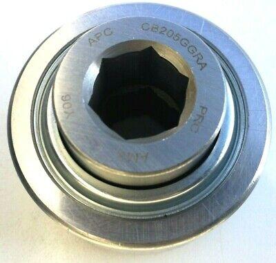 Prremium Cb205ggra Ag Conveyor Bearing 0.705 Hex Bore Sbx05a67llmq1 Re-lube