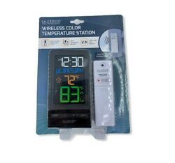La Crosse Technology Wireless Color Temperature Station With Sensor