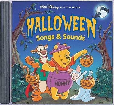 Walt Disney - Halloween Songs & Sounds