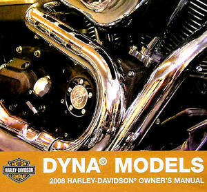 2008 harley davidson dyna owners manual fxdwg fxd fxdb. Black Bedroom Furniture Sets. Home Design Ideas
