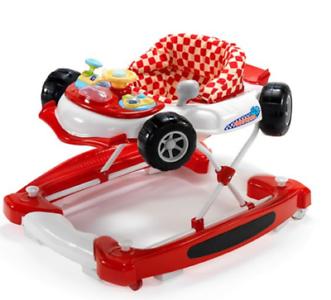 My Child Car Walker - Red