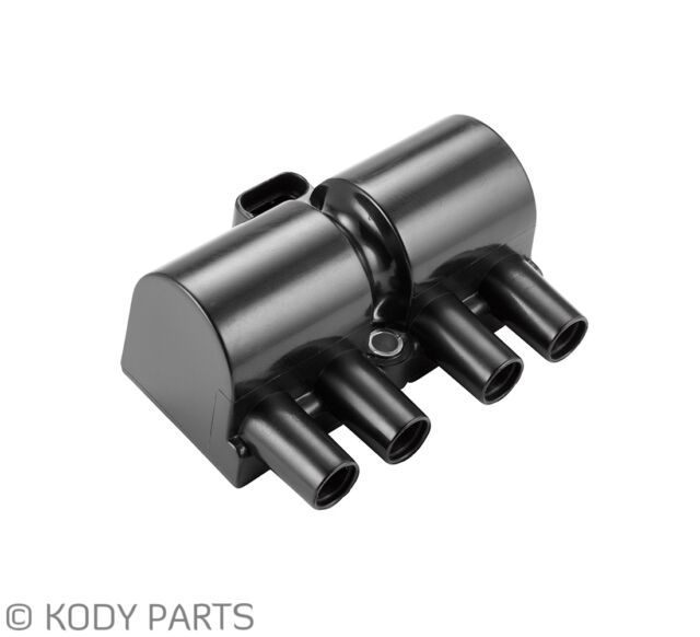 IGNITION COIL - for Daewoo Kalos T200 1.5L (F15S3 engine) GOSS GIC331
