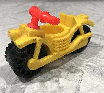 Vintage Fisher Price Little People Motorcycle