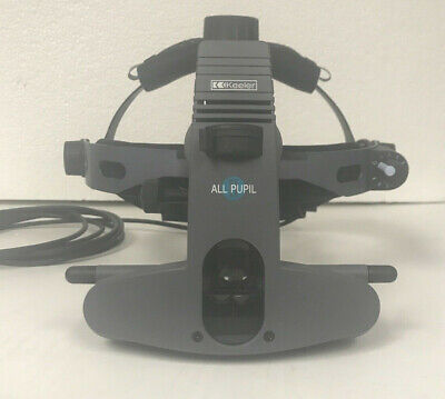 Keeler All Pupil Ii Indirect Ophthalmoscope With Out Power Supply