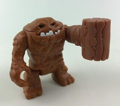 Imaginext Clayface DC Super Friends Toy Figure With Hammer Batman Villain 2011