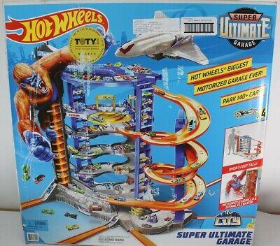 Mattel Hot Wheels Super Ultimate Garage Playset FML03-DE3A New Free Shipping