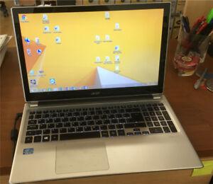 Ordinateur Acer Aspire V5 i3 touchscreen