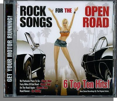 Rock Songs For the Open Road (2006) - New 10 Song, Various Artists CD!