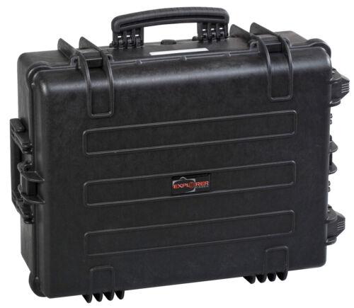 Explorer 5823 Case - Brand New - Black - No Foam - 22.81'' x 17.31'' x 8.69''