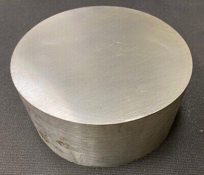 7 78 Diameter Rough Turned 6061 Aluminum Round Bar - 7.875 X 3.5 Length