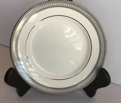 NEW Waterford CARINA PLATINUM Bread & Butter Plate 6