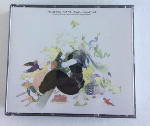 Used Final Fantasy VII Original Soundtrack - Japanese Edition