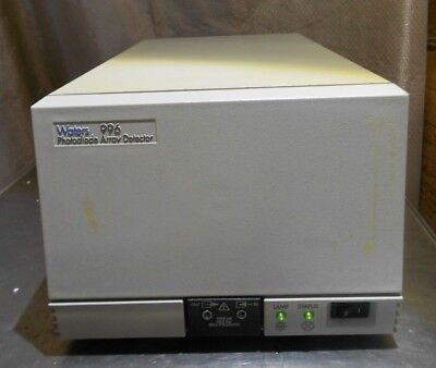 Waters 996 Photodiode Array Uvvisible Hplc Detector Works Excellent Condition