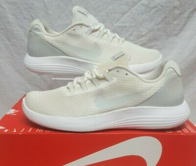 NIKE LUNARCONVERGE TRAINERS RUNNING SHOES 852462-100 SIZE 9 EUR 44