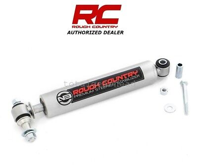 Jeep Chevrolet GMC Rough Country N3 Steering Stabilizer [8731730]