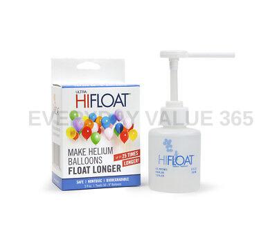 Hi-Float Company Ultra Hi-Float with Pump Balloon Treatment, 5 oz, Clear