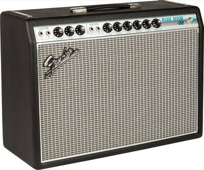 Fender 68 Custom Deluxe Reverb - Used, Very Good Condition, In Box