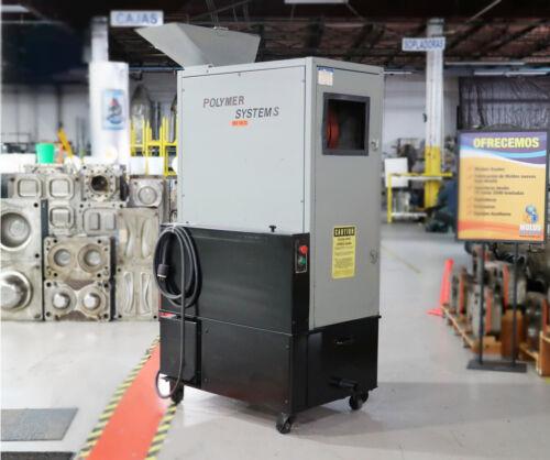 Polymer Systems 7.5 HP Plastic Granulator